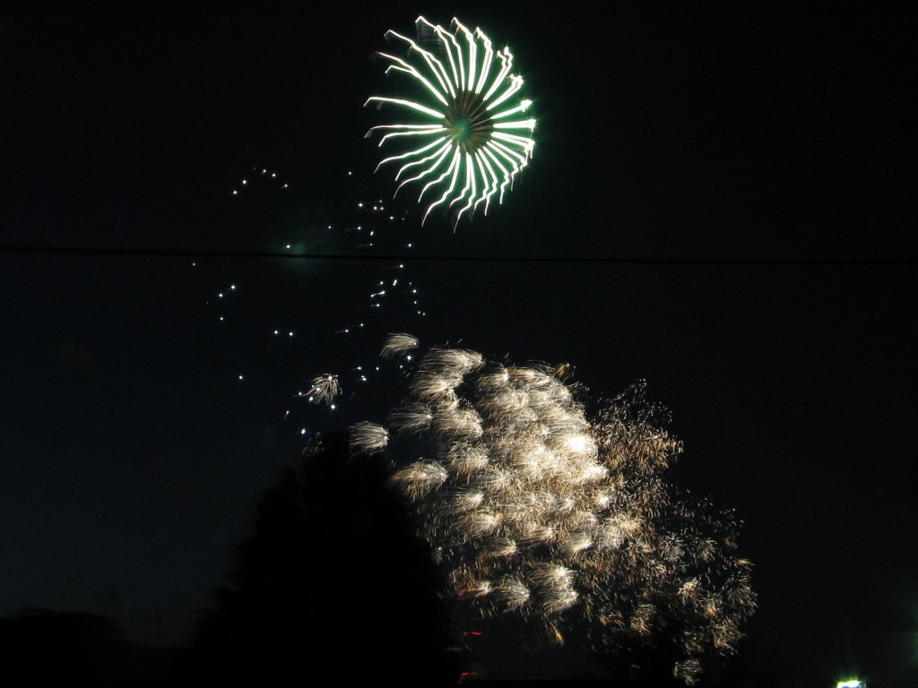 Fireworks 2011 - 9