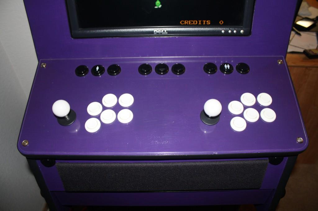 Button Panel